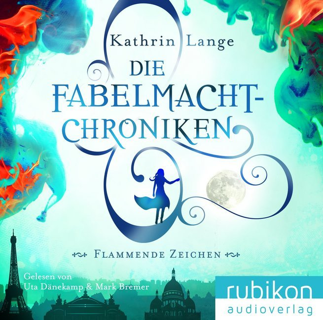 Die Fabelmacht-Chroniken, 1 MP3-CD