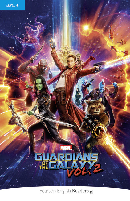 Level 4: Marvel's The Guardians of the Galaxy Vol. 2.  Book & MP3 Pack