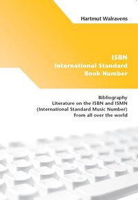 Cover ISBN - International Standard Book Number - Bibliography