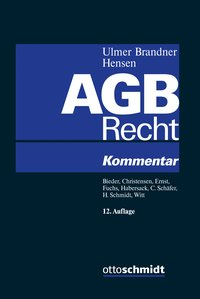 Cover AGB-Recht