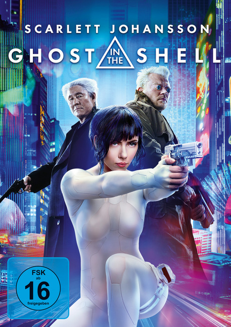 Ghost In The Shell, 1 DVD
