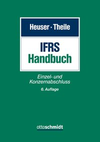 Cover IFRS-Handbuch