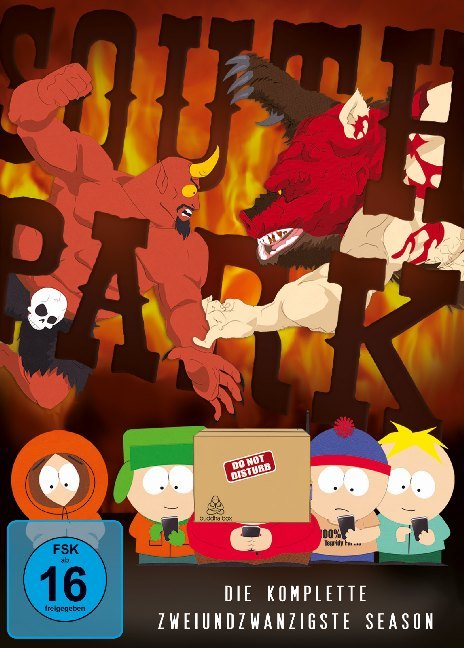 South Park - Staffel 22