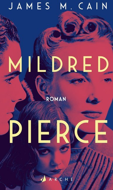 Cover Mildred Pierce