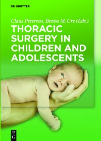 Cover Thoracic Surgery in Children and Adolescents
