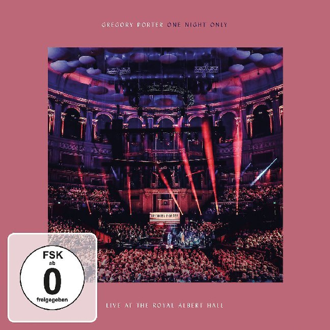 One Night Only - Live At The Royal Albert Hall, 1 Audio-CD + 1 DVD