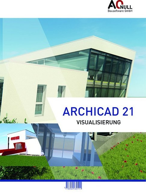 Cover Archicad 21 Visualisierung