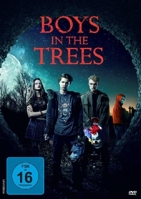 Cover Boys in the Trees, 1 DVD