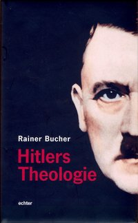 Cover Hitlers Theologie