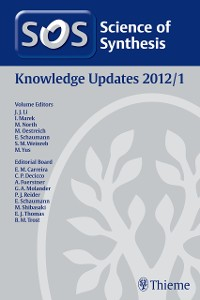 Cover Science of Synthesis Knowledge Updates 2012 Vol. 1
