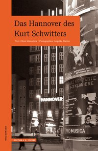 Cover Das Hannover des Kurt Schwitters
