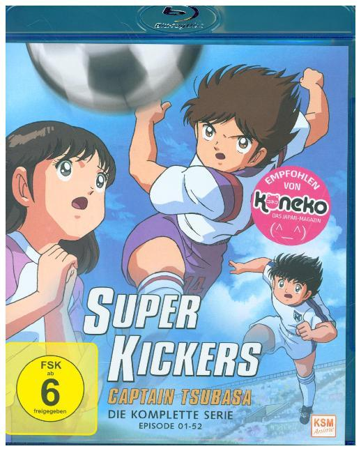 Captain Tsubasa - Super Kickers - Gesamtedition - Episode 01-52