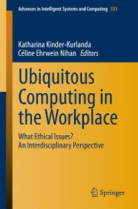 Cover Ubiquitous Computing in the Workplace