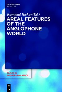 Cover Areal Features of the Anglophone World