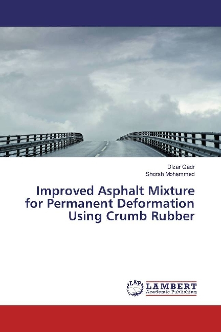 Cover Improved Asphalt Mixture for Permanent Deformation Using Crumb Rubber