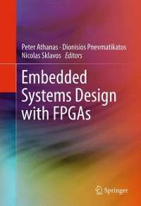 Cover Embedded Systems Design with FPGAs