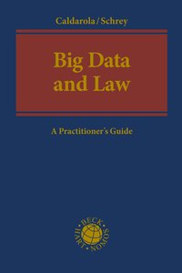 Cover Big Data and Law