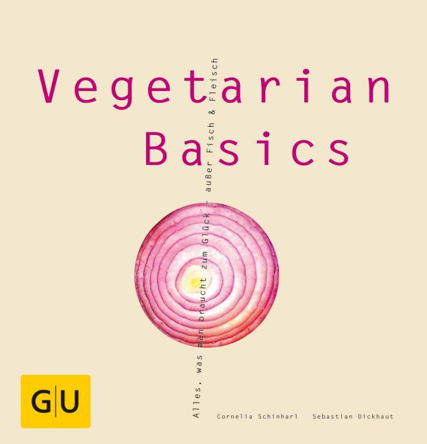 Cover Vegetarian Basics