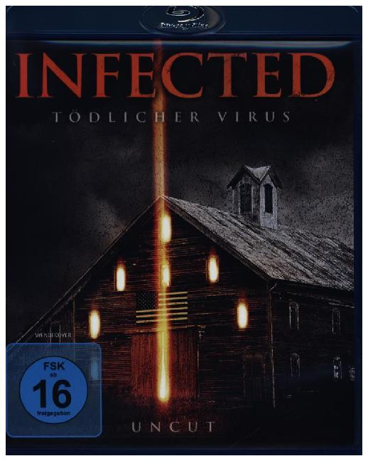 Infected, 1 Blu-ray