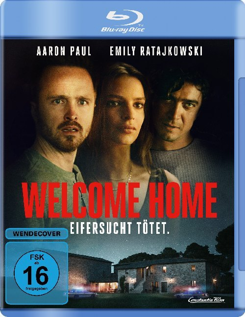 Cover Welcome Home, 1 Blu-ray