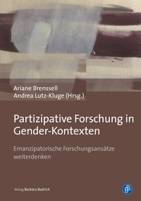 Cover Partizipative Forschung und Gender