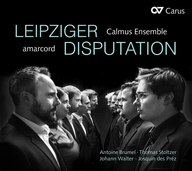 Cover Leipziger Disputation, 1 Audio-CD
