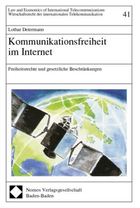 Cover Kommunikationsfreiheit im Internet