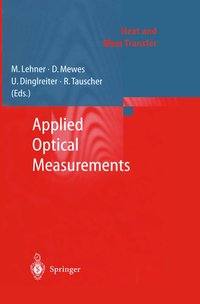 Cover Applied Optical Measurements
