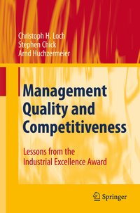 Cover Management Quality and Competitiveness