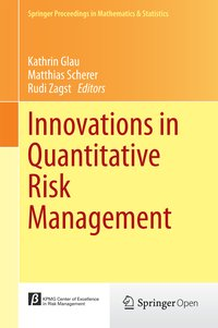 Cover Innovations in Quantitative Risk Management