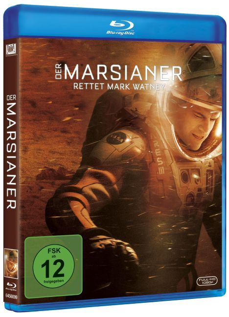 Marsianer - Rettet Mark Watney 3D