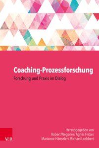 Cover Coaching-Prozessforschung