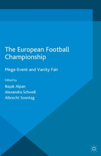Cover The European Football Championship
