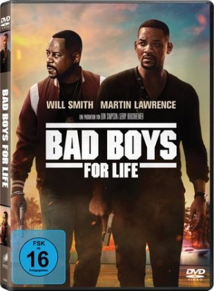 Bad Boys for Life, 1 DVD