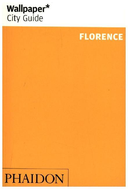 Cover Wallpaper City Guide Florence