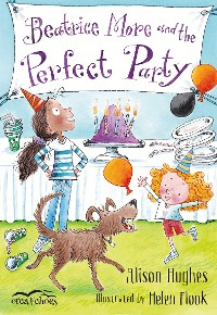 Cover Beatrice More and the Perfect Party