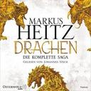Drachen. Die komplette Saga, 9 Audio-CD, MP3