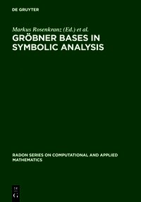Cover Gröbner Bases in Symbolic Analysis