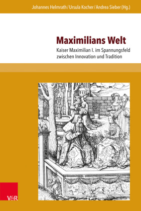 Cover Maximilians Welt