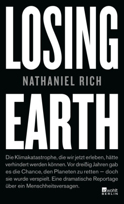 Cover Losing Earth