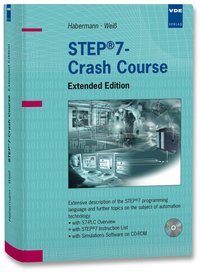 Cover STEP®7-Crash Course Extended Edition