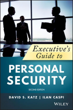Cover Executive's Guide to Personal Security