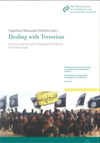 Cover Dealing with Terrorism.