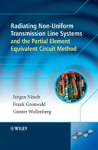 Cover Radiating Nonuniform Transmission-Line Systems and the Partial Element  Equivalent Circuit Method