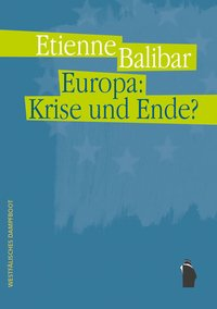 Cover Europa: Krise und Ende?