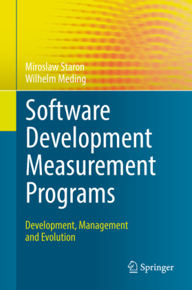 Cover Software Development Measurement Programs