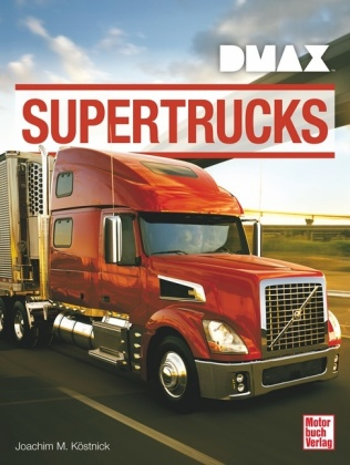 Cover DMAX Supertrucks