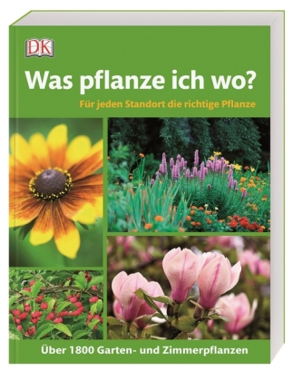 Cover Was pflanze ich wo?