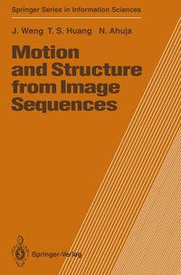 Cover Motion and Structure from Image Sequences