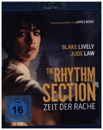 The Rhythm Section - Zeit der Rache BD
